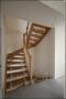 Treppe nach oben zum Studio