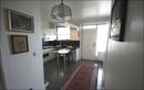 Wohnngseingang mit offener Küche