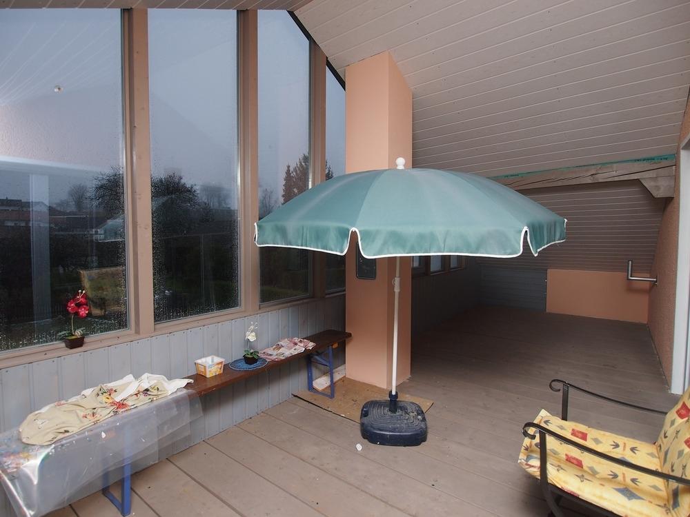 Wintergarten Dachgeschoss
