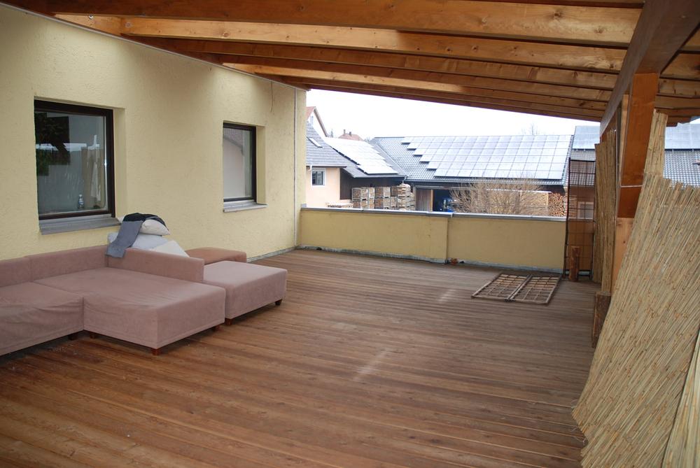 1. OG Dachterrasse