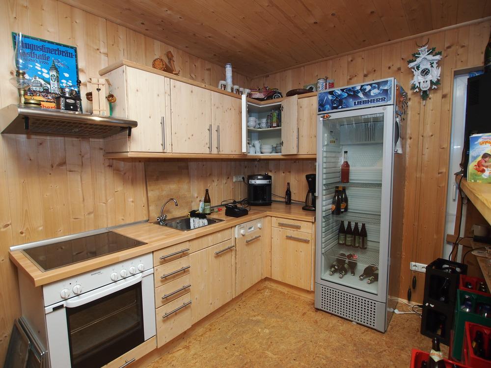 Küche Partyraum