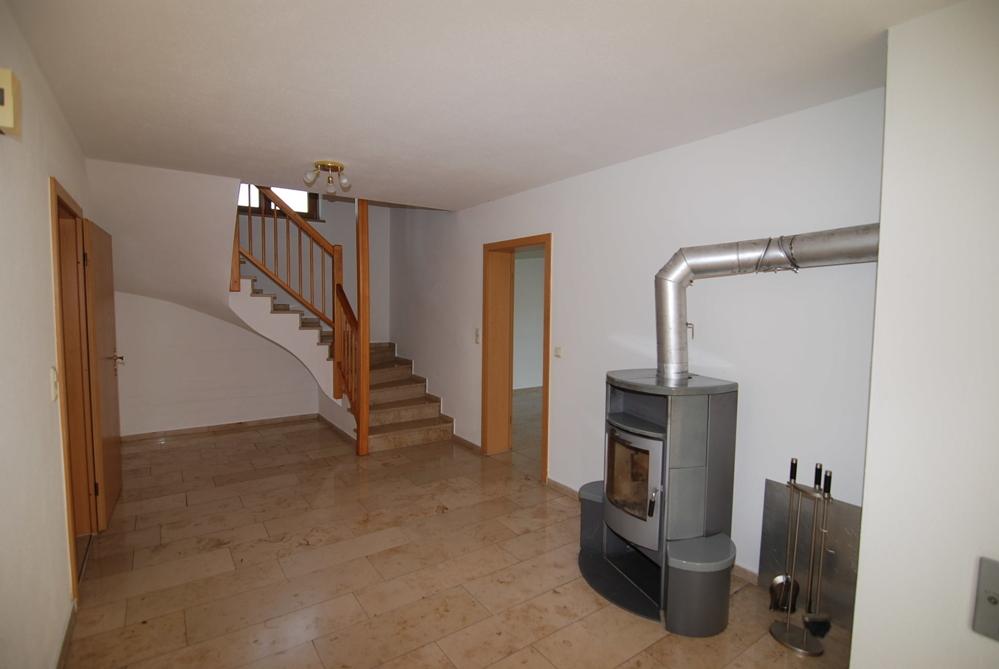 Treppenhaus / Essbereich