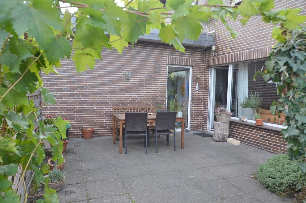 Terrasse Wohnung A