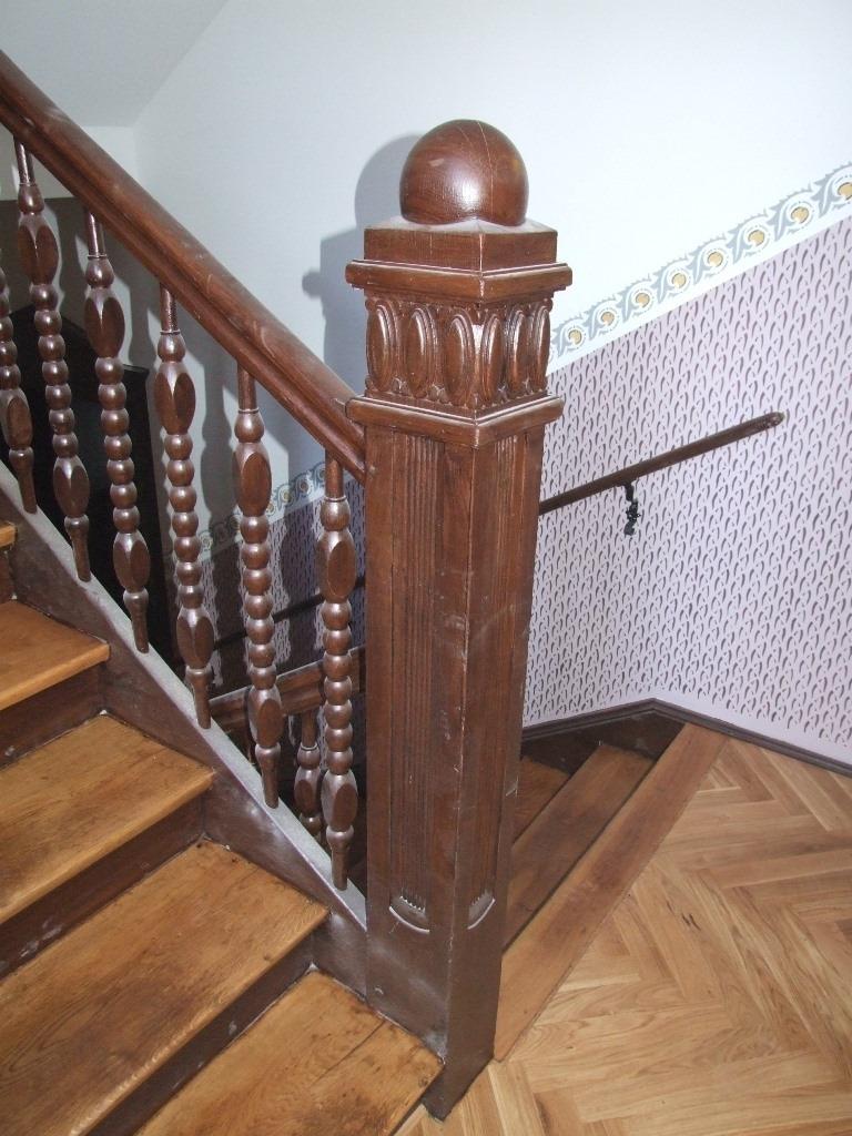 Detail Treppenhaus