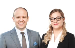 Slobodan Starcevic & Janine Mößner