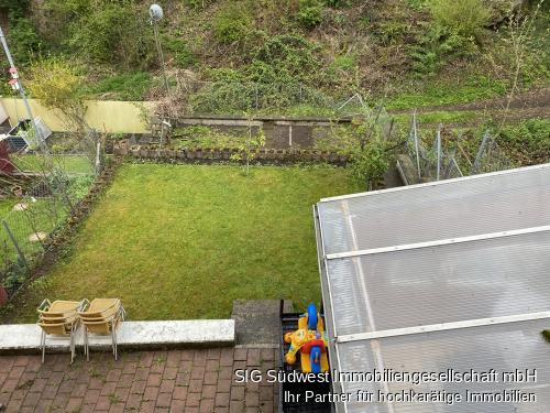 Gesamte Gartenanlage