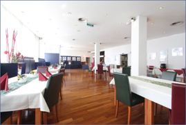 2320 Schwechat - CBP - Business Park - Business Club und Restaurant