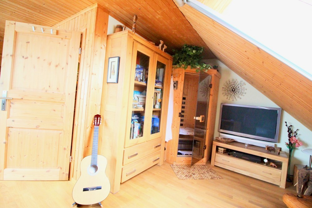 Zimmer DG + Infarotsauna