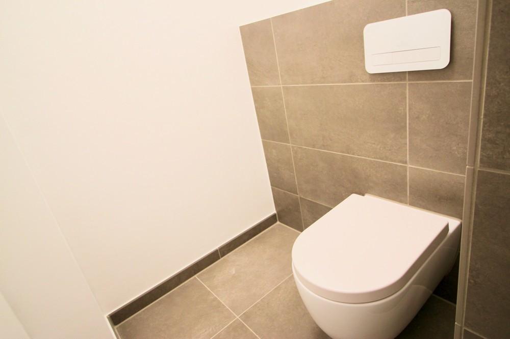 WC im Kellergeschoss