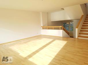Wohnzimmer Richtung Essbereich