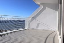 Blick von Ihrem Balkon
