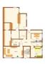 EG: 2 Zimmer Wohnung / Lager