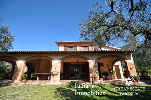 10min. bis ans Meer - Bezugsfertige Villa in der Maremma mit Garten, Olivenhain und ausbaupotenzial (11)
