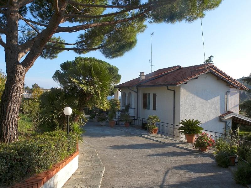 Villa in Ligurien_Villa Piani