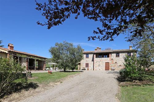 """""""Podere La Vigna"""" Repräsentatives Bauernhaus mit Nebengebäuden, Barbecue-Zone und 1ha Land"""