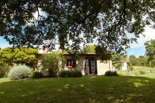 """""""Il Poderino di Scansano"""" Kleines Bauernhaus mit viel Land und  Ausbaupotenzial, restauriert"""