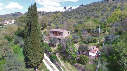 """""""Casale Bella Vista"""" Traditionelles Landhaus mit Pool und fantastischem Ausblick auf das Chiana Tal"""