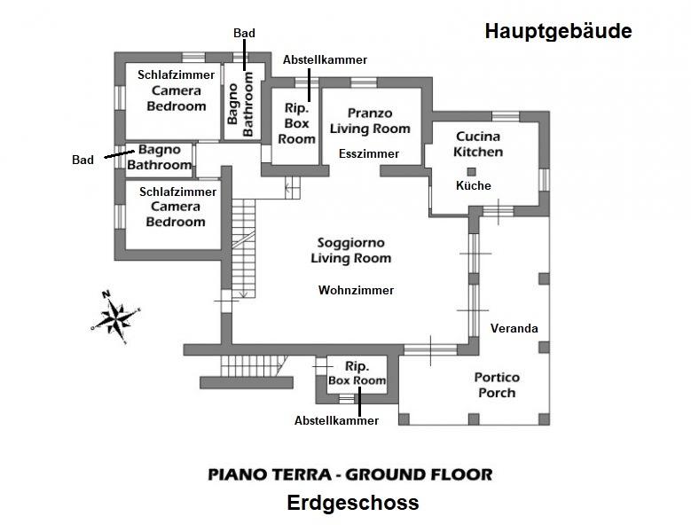 Bezugsfertiges Landhaus mit Gästehaus und Swimmingpool in Alleinlage (4)