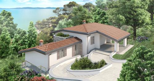 Ferienhaus mit Seeblick und Garten in ruhigem Wohngebiet schlüsselfertig (10)