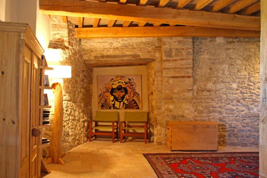 Geschmackvoll restauriertes Bauernhaus mit Pool, Wellnessbereich, Weinkeller und 11ha Landuasparta-14810375214138-900x600
