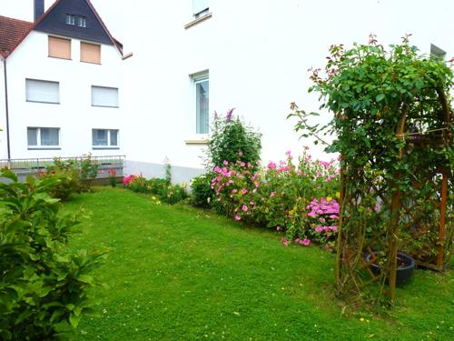 ...Garten...