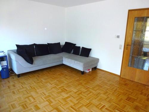 Große und helle Räume