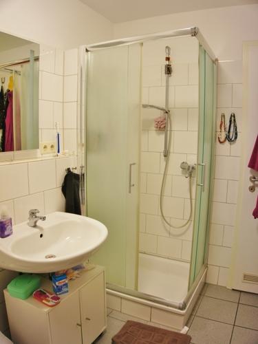 ...und Dusche