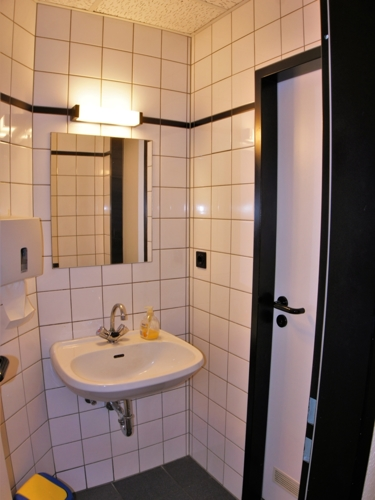 Gäste/Personal-WC