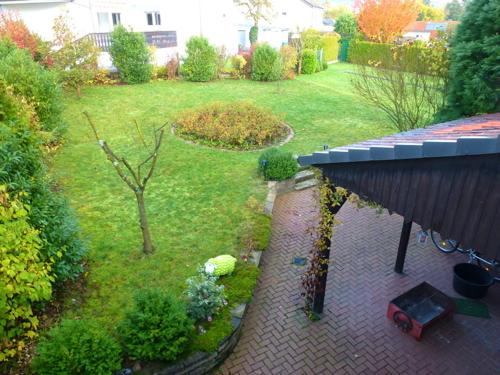 Blick in Ihren Garten
