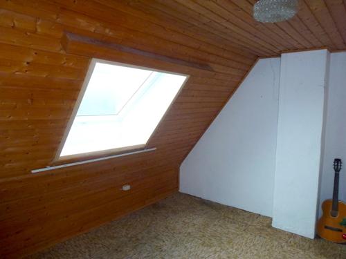 Dachbodenzimmer für Ihr Hobby