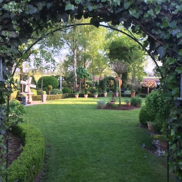 GH 896 - Gartenanlage.