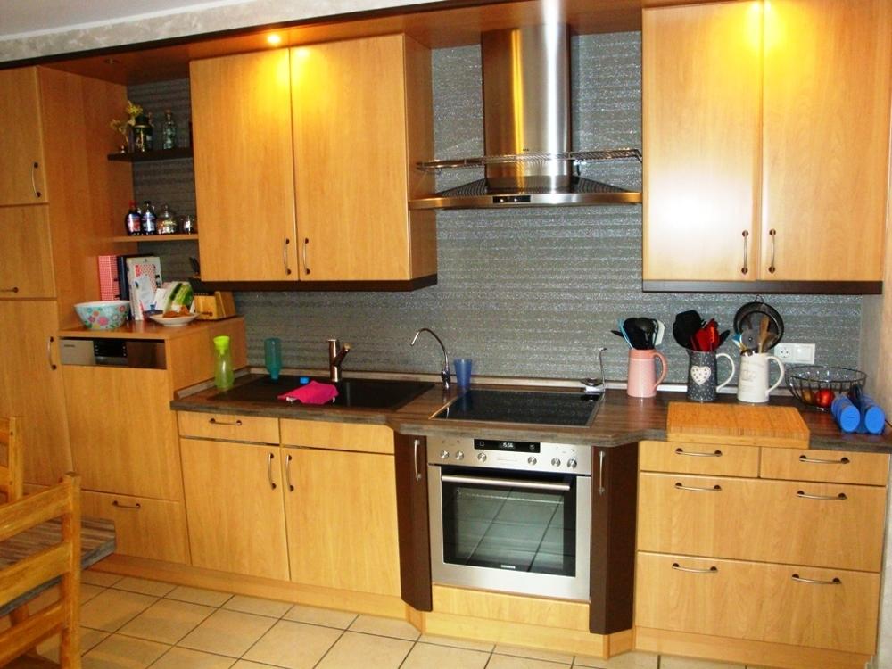 Haus 1 - Unten Küche (2)