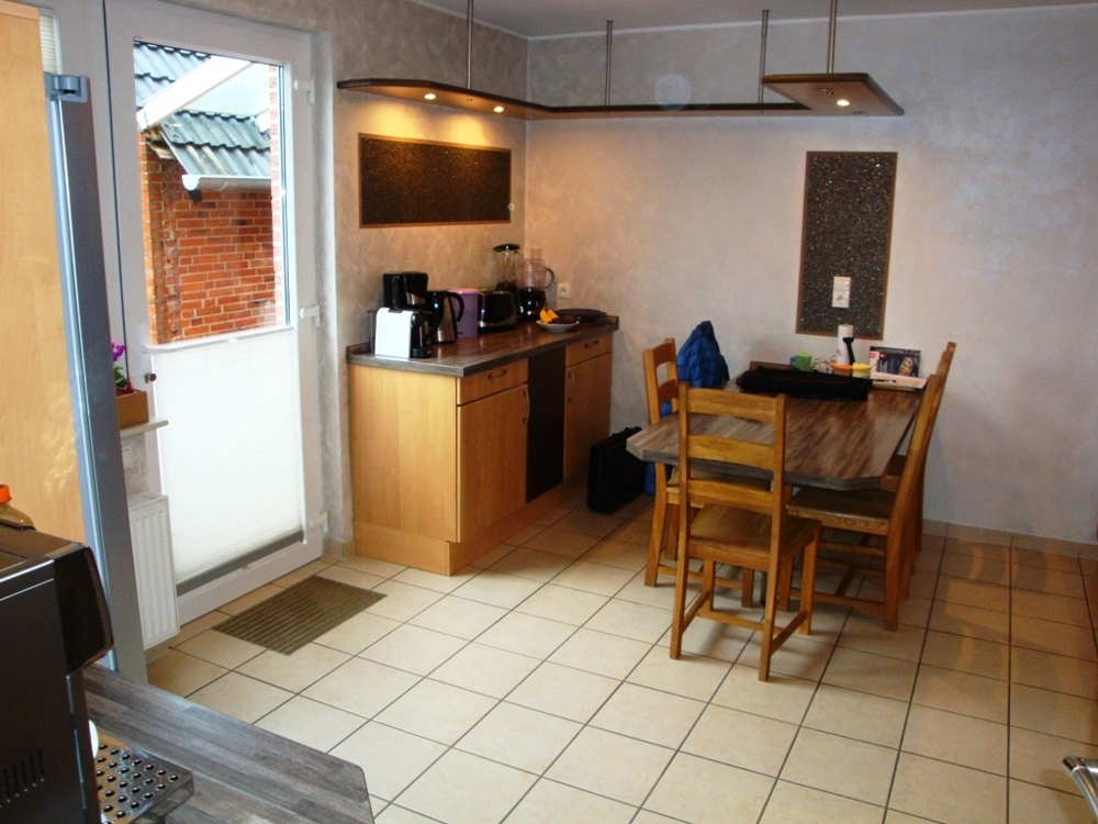 Haus 1 - Unten Küche