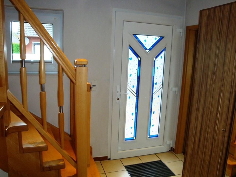 Haus 1 - Unten Eingang