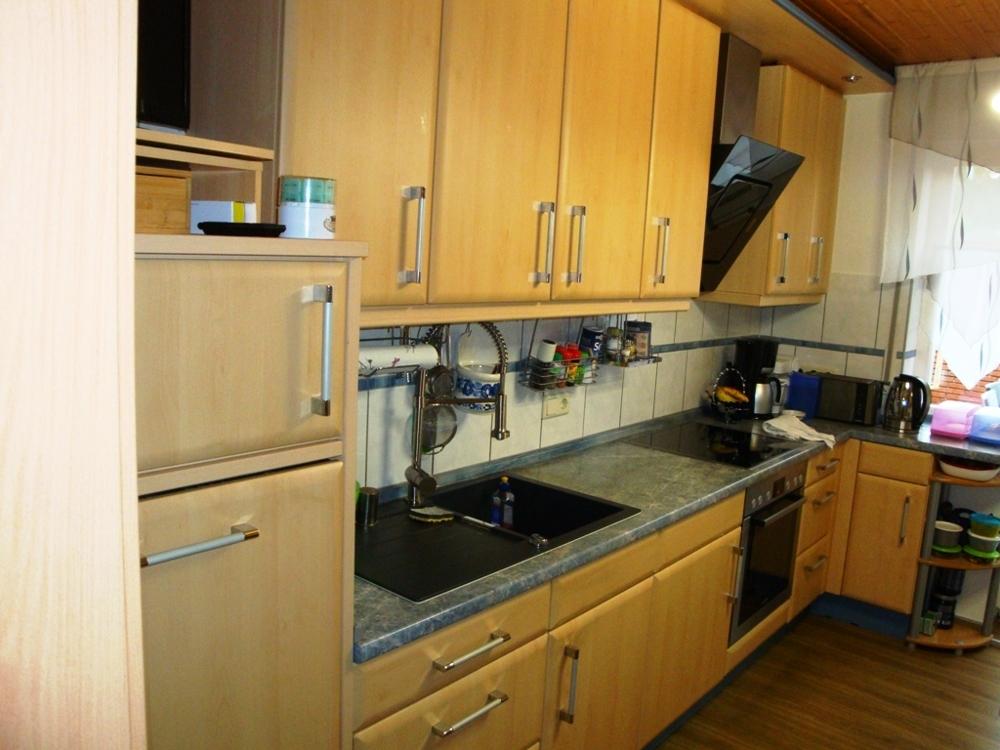 Haus 2 - Unten Küche