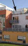 Magazinstrasse 13,15, Rückfassade