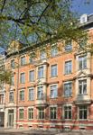 Römerplatz 12,13, Vorderfassade 1