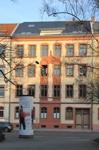 Leipziger 98 Strassenfassade