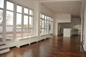 PB 19 WE 19 - Wohnzimmer mit Terrasse