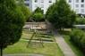 Innenhof m. Spielplatz