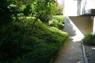 Zugang in den Gartenbereich