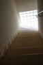 Treppenabgang im Haus