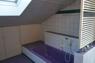 Badezimmer VOR Sanierung