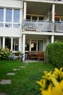 Garten Blick zur Terrasse