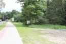 Zufahrt zu den Grundstücken