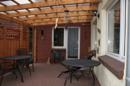 neue Terrassenüberdachung