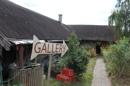Werkstattgebäude Holzbohlenhaus