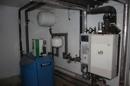 Heizung und Warmwasserbereitung im Keller
