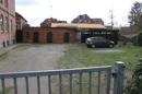 Parken auf dem Hof