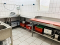 Raum zr Lebensmittelverarbeitung